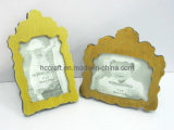 Golden Foil Photo Frame for Home Decoration (620260)