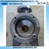 China Supply Sand Casting Pump Body with Machining