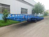 Mobile Forklift Loading and Unloading Yard Ramp