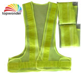 Customize All Sorts of Safety Vest, Safety Garment, Reflective Vest