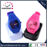 2015 Promotion Gift Silicone Jelly Wrist Watches (DC-974)