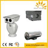 Temperature Detection Dual Sensor Thermal Imaging Security Infrared Camera Power Plant