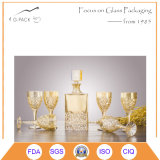 Super Quality Crystal Brandy Decanters