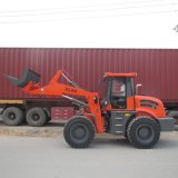 Sweeper Tools on Wheel Loader Zl20