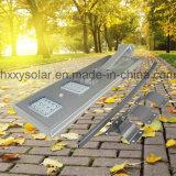 New All-in-One Solar Street Light 30W Solar LED Garden Light