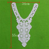 Embroidery Cotton Chemical Collar Lace (cn136)