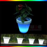Colorful Garden Pool Pond Lamp IR Control Flower Pot