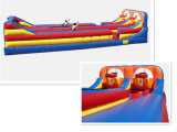 Inflatable Bungee & Hoop Shootout Combo