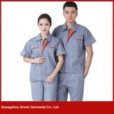 Custom Made Short Sleeve Working Wear for Summer (W211)