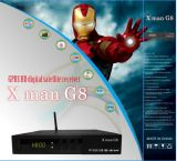 Full HD Sat Receiver + 2g (GPRS Dongle) +3G (Huawei chipset) = X Man G8!