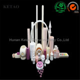 Zirconia Alumina Ceramic Square Tube Ceramic Square and Round Pipe-Ketao