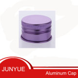 Metal Aluminium 24/410 Screw Bottle Cap Cosmetic Hair Jar Closure