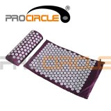 Multiform Color Eco Acupressure Massage Mat with Pillow