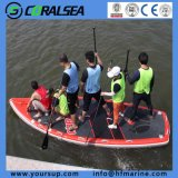 "PVC Material Water Sport Surfboard with High Quality (Giant15′4"")"