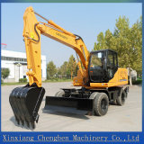 06m3 Bucket Capacity 15 Ton Excavator with Frame Shipping
