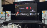 Flexible LED Screen Design for Autoshow-Galaxias P4