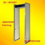 Walk Through Temperature Scanner, Metal Detector Zk-803at