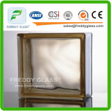Glass Block/Glass Brick/Clear Glass Brick/Shoulder Brick/Corner Brick