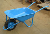 80L Water Capacity Wheelbarrows Chinese One Wheel Cart Wb5009