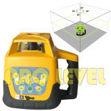 Green Auto-Leveling Rotary Laser Level (SRE-203G)
