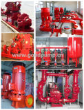 Fire Pump, Diesel Engine Fire Pump, High Pressure Pump, Water Cooled Diesel Engine Pump Set