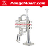 a Tone Silver Plating Piccolo Trumpet (Pango PMPT-5200)