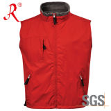Winter Warmer Polyester Vest for Outdoor (QF-803)