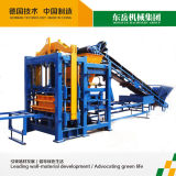 Full Automatic Concrete Hollow Block Manufacturing Machine Line Qt8-15