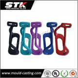 Powder Coating Aluminum Gravity Casting / Bent Leg Safety Stirrups