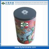 Round Tin Box for Promotion