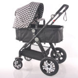 High Quality Aluminium Alloy Frame Baby Stroller with Ce Certificate