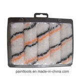 Mini Roller Orange/Black Line Stripe