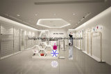 Ladies Garment Retail Shop Decoration