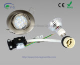 GU10/MR16 LED Downlight Kit Including The Fixture, Lampholder and Lamp