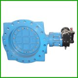 Triple Offset Flange Butterfly Valve Metal Seated
