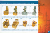 Professional Manufacturer Aluminum and Copper Brush Holder