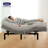 Massage Home Furniture Wallhugger Electric Adjustable Bed Wireless Handset