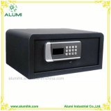 Fireproof LED Display Safe with Digital Keypad and Mechanical Key for Hotel