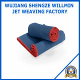 Travel Sports Towel Microfibre with Contrast Color Stitch