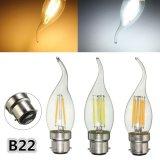 LED COB Vintage Retro Edison Candle Flame Filament Bulb Lamp