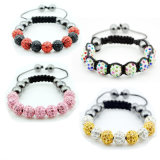 Fashion Jewelry Shamballa Bracelet (MS-0001)