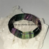 Fashion Natural Crystal Fluorite Bracelet Bangles Beaded Jewellery