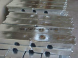 High Purity 99.995% pure SHG zinc ingot