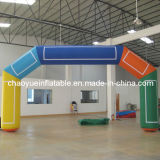 Inflatable Arch with Custom Logo Banner (CYAD-545)