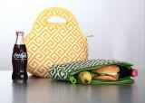 Neoprene Insulated Lunch Bag Neoprene Cooler Bag
