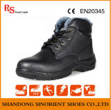 Winter Warm Working Safety Shoes Rh143