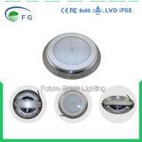 18W IP68 316 Stainless Steel Multicolor Wall Mounted LED Underwater Swimming Pool Lighting