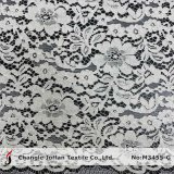 Thick Cord French Lace for Wedding Dresses (M3455-G)