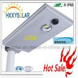 2017 Hot Sale Integrated Solar LED Street Light 10W