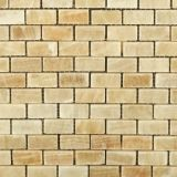 Honey Onyx Brick Wall